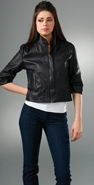 Mike & Chris Geary Leather Jacket coupon