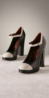 Marc by Marc Jacobs Shoes Mary Jane Platform Pump