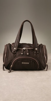 MICHAEL Michael Kors Handbags Wetherby Large Zip Top Satchel - shopbop.com