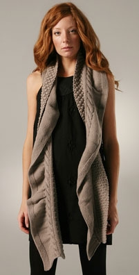 Madeleine Press Frill Scarf