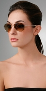 Oliver Peoples Eyewear Benedict Aviators coupon