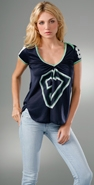 Rebel Yell '67' Sporty Baby Doll Top coupon