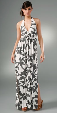 Rachel Pally Print Long Poolside Dress