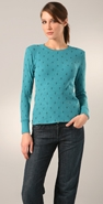 Seaton Seahorse Print Thermal Top coupon