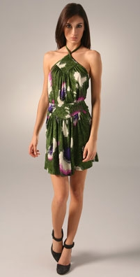 Seaton Print Kiki Dress