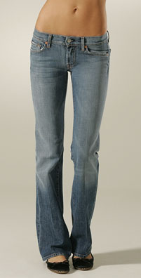 Seven Jeans Boot Cut Jean, Stretch