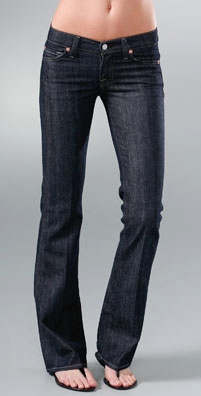 Seven Jeans Boot Cut Stretch Jean