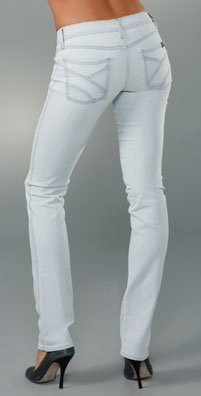 Seven Jeans Sunset Straight Leg Jean