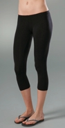 Splendid Cropped Modal Leggings coupon