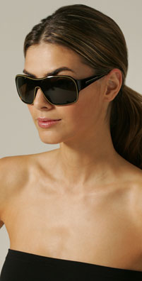 Stella McCartney Plastic Frame Sunglasses