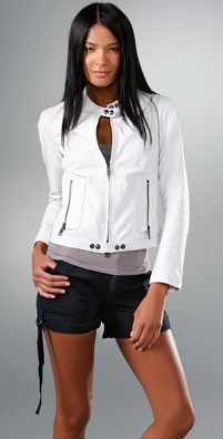 S.W.O.R.D Volterra Leather Jacket - shopbop.com from shopbop.com