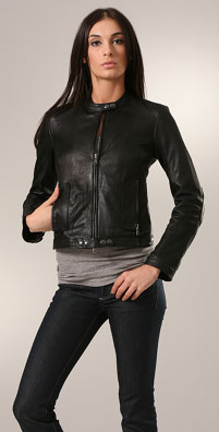 S.W.O.R.D Volterra Leather Jacket