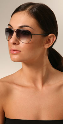 Thakoon Sunglasses Aviator Sunglasses