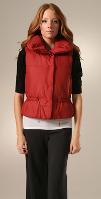 Theory Puffy Vest