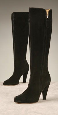 Twelfth St. by Cynthia Vincent Carrie Suede Knee High Boot - shopbop.com