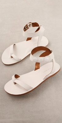 Twelfth St. by Cynthia Vincent Shoes Paige Flat Thong Sandal - shopbop.com from shopbop.com