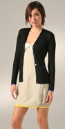 Vera Wang Lavender Label V Neck Cardigan coupon