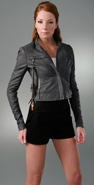 YAYA AFLALO Dallas Leather Jacket coupon