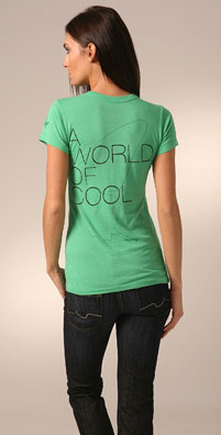 ZOOEY and Love & Eight 'World Of Cool' Tee - shopbop.com