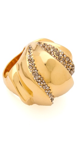 Alexis Bittar Bel Air Sculptural Ring