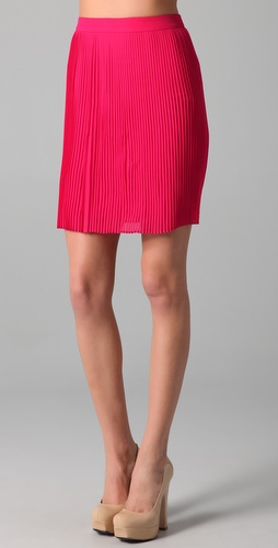 Buy Alice + Olivia Caitlin Pleated Skirt Online Fashion Shop