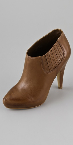 Ash Divina Platform Booties