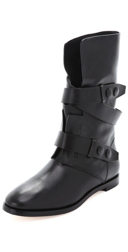 Buy Alexander Wang Dioni Wraparound Boots - Alexander Wang online - Footwear, Womens, Footwear, Boots, at Heel Addict Online Shoe Shop