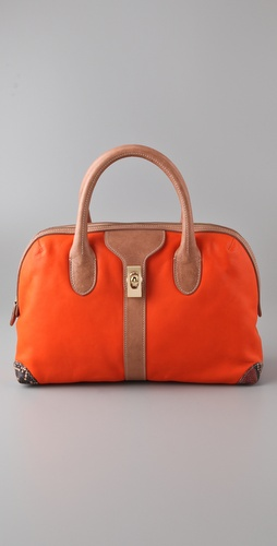 BE & D Agren Satchel