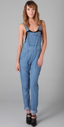 Bec & Bridge Amelie Chambray Overalls