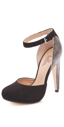 Buy Belle by Sigerson Morrison Krissy 2 Piece Pumps - Belle by Sigerson Morrison online - Footwear, Womens, Footwear, Pumps (Heels), at Heel Addict Online Shoe Shop
