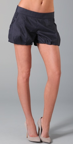 Bird by Juicy Couture Indio Stripe Shorts