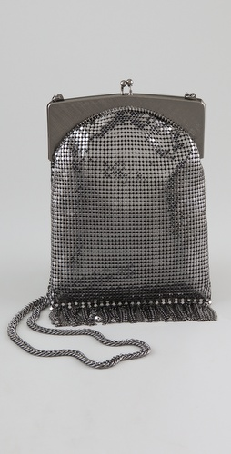 Club Monaco Cassandra Chain Mail Cross Body Bag