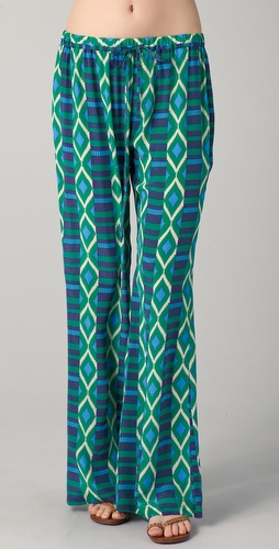 Dallin Chase Fernando Printed Pants