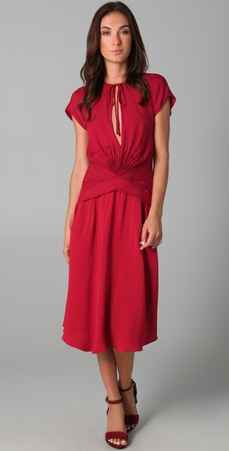 Diane von Furstenberg Andie Dress