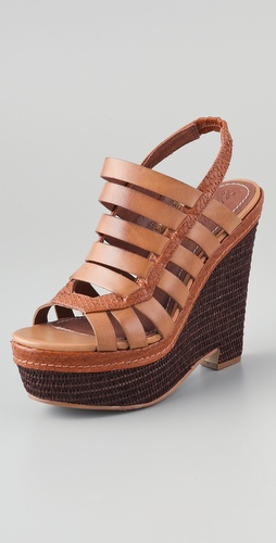 Buy Elizabeth and James Silva Wedge Platform Sandals - Elizabeth and James online - Footwear, Womens, Footwear, Sandals, at Heel Addict Online Shoe Shop