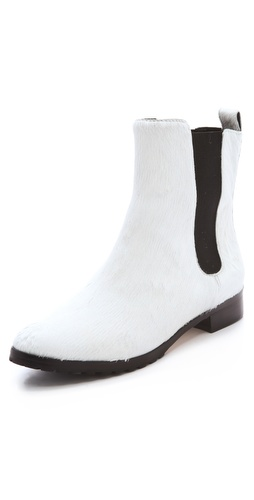 Buy Elizabeth and James Paul Flat Haircalf Booties - Elizabeth and James online - Footwear, Womens, Footwear, Booties, at Heel Addict Online Shoe Shop