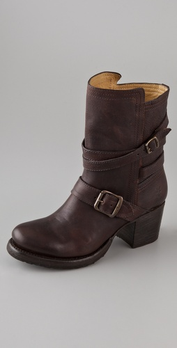 Frye Vera Strappy Boots