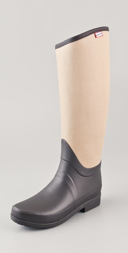 Hunter Boots Regent St. James Tall Rain Boots -