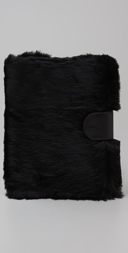 Jagger Edge Fur iPad Case