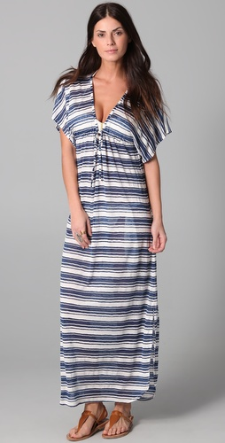 buy JOSA tulum Rustic Stripe Cover Up by JOSA tulum online swimsuits shop