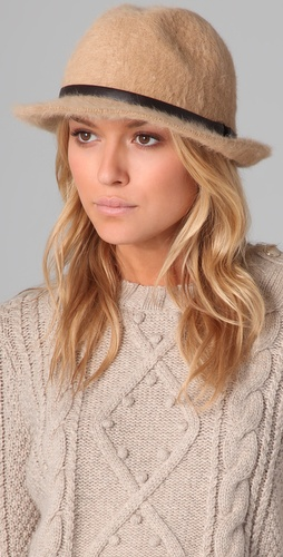 Juicy Couture Mohair Fedora