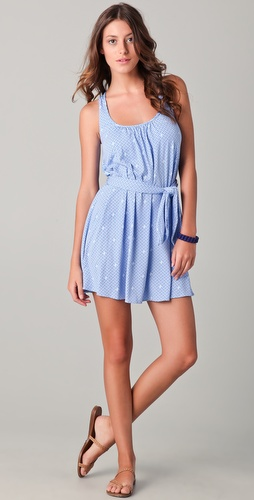 buy Juicy Couture Twisted Sister Cover Up Dress by Juicy Couture online swimsuits shop