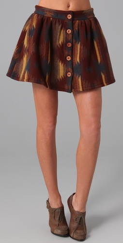 Kenny Mini Bubble Skirt