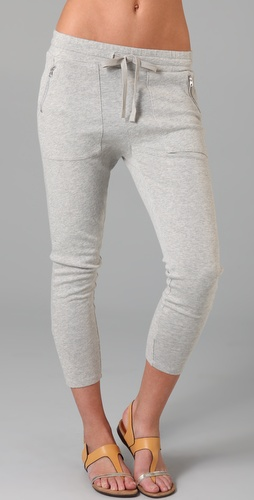 Madewell Vireo Cropped Sweatpants