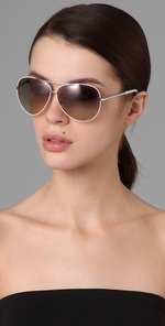 oversized aviators  jacobs oversized