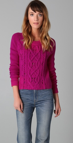 Marc by Marc Jacobs Uma Sweater at Shopbop.com image