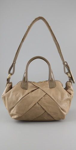 Marc by Marc Jacobs Kriss Kross Duff Satchel