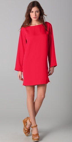 Marc by Marc Jacobs Clark Twill Dress