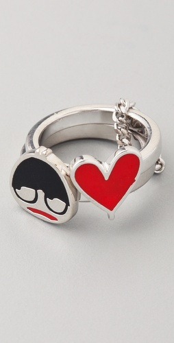 Marc by Marc Jacobs Miss Marc Harem Ring