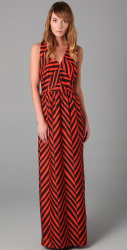 Milly Caroline Maxi Dress